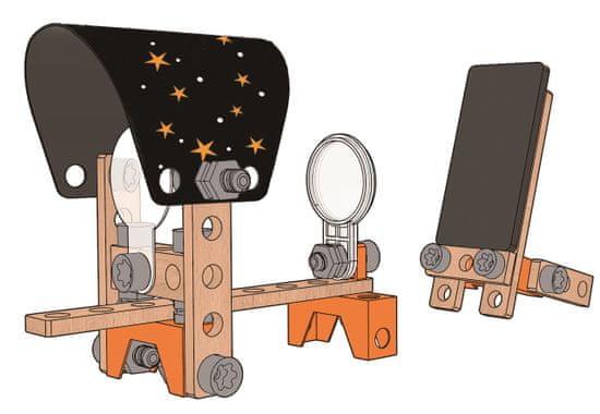 Hape Laboratorium naukowe - 8 eksperymentów ze światłem