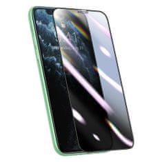BASEUS 3D Full Screen Film Privacy zaščitno folija za iPhone 11 / iPhone XR, črna