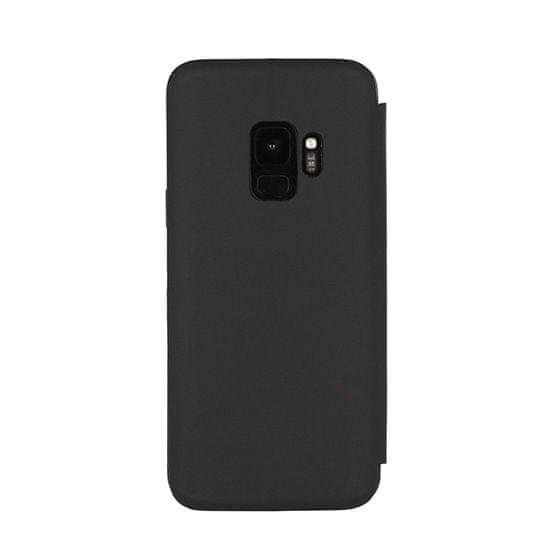 Premium Soft maska za Huawei P30, preklopna, crna