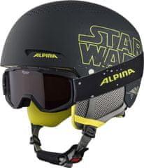 Alpina Sports Zupo set Disney, černá, 48-52 cm, A9231.1.30