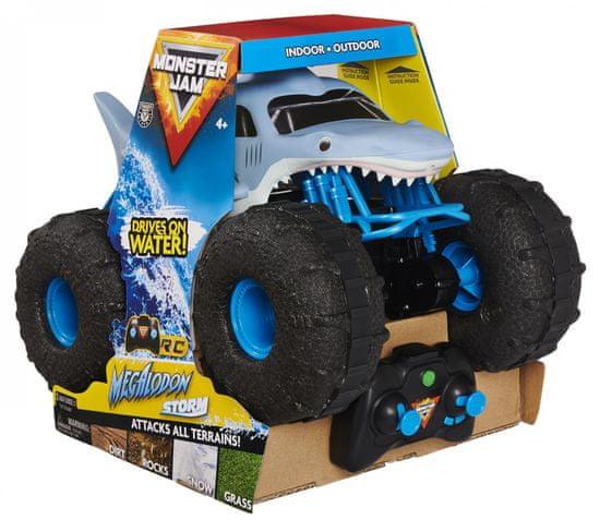 Spin Master Monster Jam RC Žralok