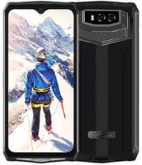 iGET Blackview BV9100 mobilni telefon, 4GB/64GB, LTE, siv