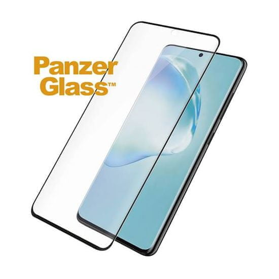 PanzerGlass zaščitno steklo za Samsung Galaxy S20, črno