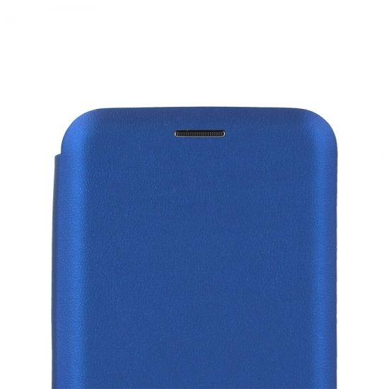 Havana Premium Soft ovitek za Samsung Galaxy A51, preklopni, moder