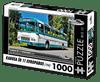 RETRO-AUTA© Puzzle BUS 13 - KAROSA ŠD 11 Evropabus (1968) 1000 dílků