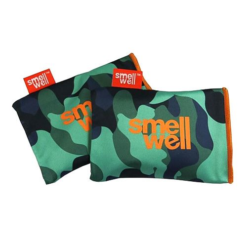 SmellWell Deodorator za vonj Dobro, Aktivna Camo zelena