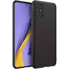 ovitek za Samsung Galaxy S20 Plus G985, silikonski, mat črn