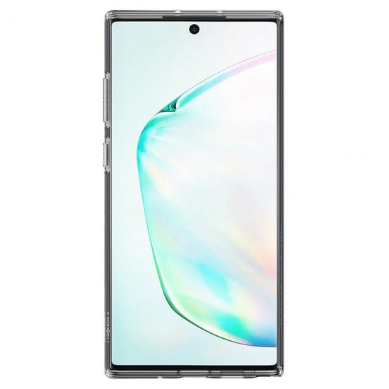 Spigen Liquid Crystal ovitek za Samsung Galaxy S20 Ultra G988, silikonski, prozoren