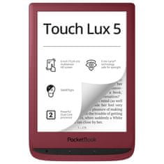 PocketBook czytnik e-booków 628 Touch Lux 5 Ruby Red