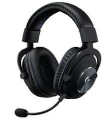 Logitech G PRO X Wireless brezžične gaming slušalke, 7.1, Lightspeed - Odprta embalaža