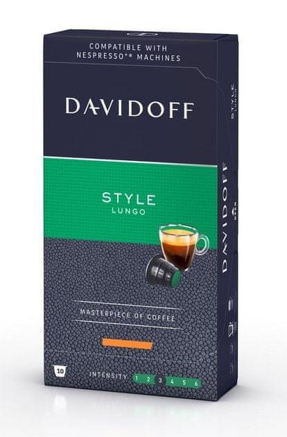 Davidoff Style Lungo 10 ks