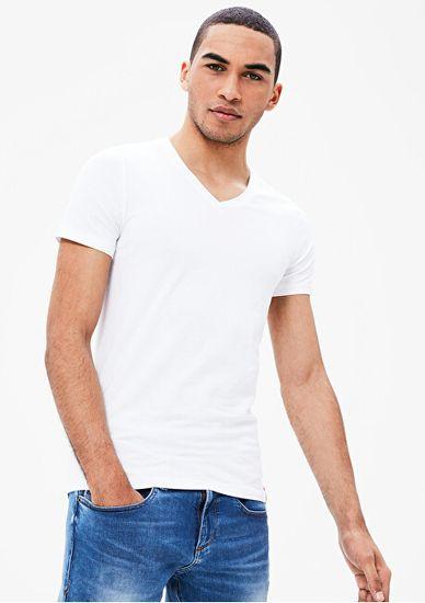 s.Oliver 2 PACK - moška majica 26.899.32.2831.0100