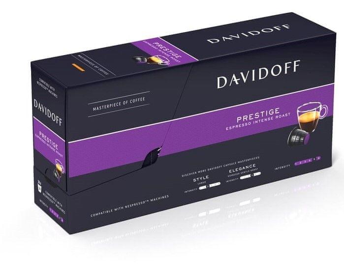 Davidoff Prestige Espresso 100 ks