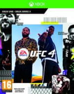 EA Sports UFC 4 (XBOX)