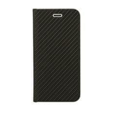 Havana Premium ovitek za Xiaomi Redmi Note 8A, preklopni, črn