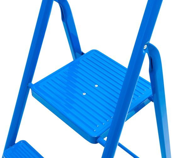 Venbos 2870 jeklena lestev, 6 + 1, 150 kg