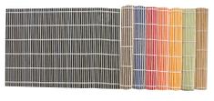 TORO bambusowa podkładka bez krawędzi 30x48 cm 4 szt.