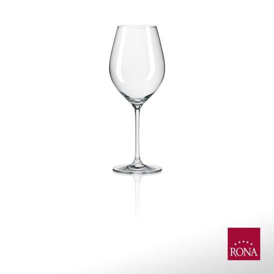 RONA Poháre na víno CELEBRATION 660 ml, 6 ks