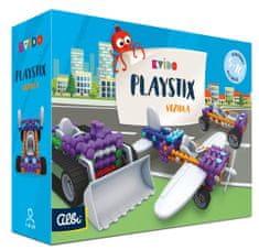 Albi Kvído Playstix vozidla