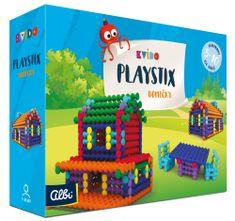 Albi Kvído Playstix domečky