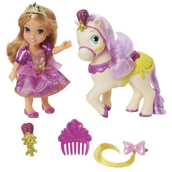 ADC Blackfire Disney Princess Princezna Locika a Pony