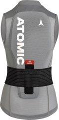Atomic Live Shield Vest šedá S