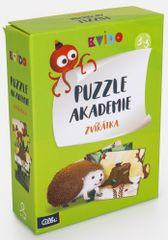 Albi Kvído Puzzle akademie - zvířátka