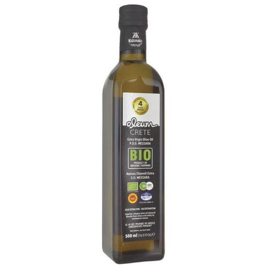 Elita Olivový olej OLEUM CRETE extra panenský BIO 500 ml