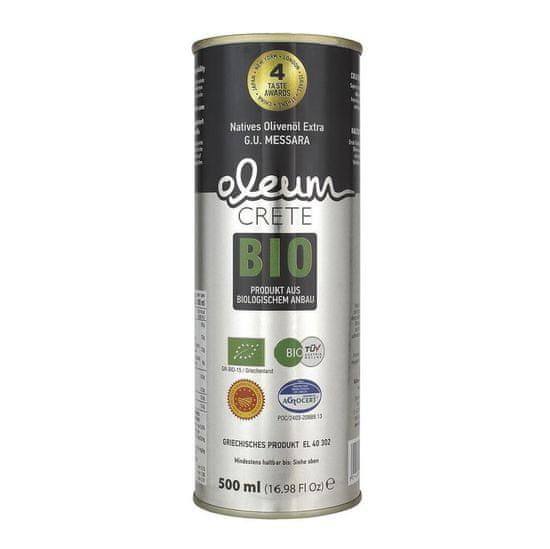 Elita Olivový olej OLEUM CRETE extra panenský BIO v plechu 750 ml