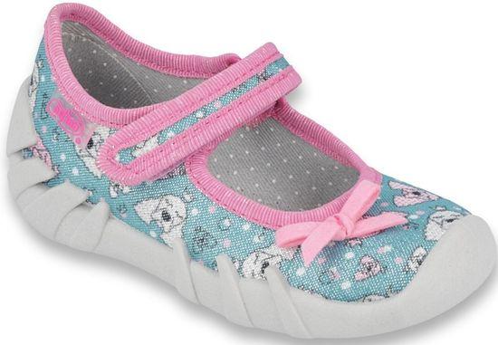 Befado 109P203 Speedy papuče za djevojčice