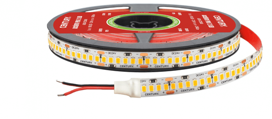 Century CENTURY LED pásek ACCENTO PRO 7.2W 30 led/m 36W 4000K 2340Lm Ra90 120d IP20 24VDC CEN AC90-723040