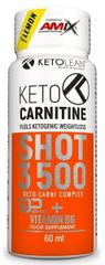 Amix Nutrition KetoLean Keto goBHB + Carnitine Shot 60ml pomeranč