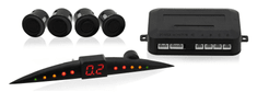 Compass Parkovací asistent 4 senzory LED displej
