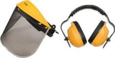 Vorel Štít s odnímatelným krytem a chrániče sluchu TO-74462 VOREL