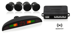 Compass Parkovací asistent 4 senzory LED display bezdrátový COMPASS