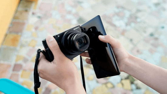Sony LCJ-RXK zaščitna torbica za DSCRX100