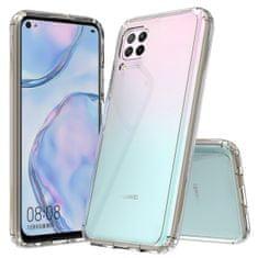 Ovitek Clear Case za Huawei P40 Lite, tanek, silikonski, prozoren