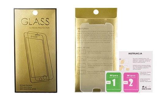 Gold steklo za Nokia 3.1 Plus, kaljeno