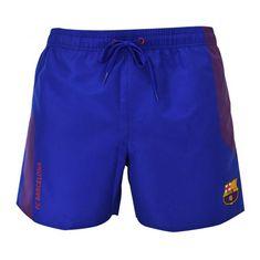 FC Barcelona N°3 kopalne kratke hlače, modre, XL