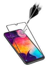 CellularLine Second Glass Capsule zaščitno steklo za Samsung Galaxy A41, črno