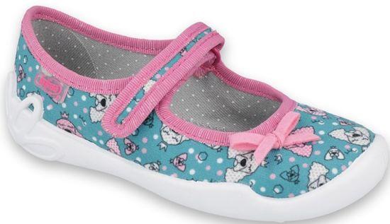 Befado 114X415 Blanca papuče za djevojčice