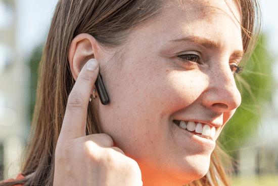 Trust słuchawki bezprzewodowe Primo Touch BT