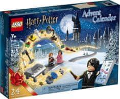 Harry Potter 75981 Adventní kalendář