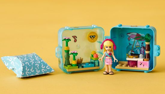 LEGO Friends 41411 Igralna škatla: Stephanie in njeno poletje