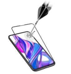 CellularLine zaščitno steklo za Honor 9X/9X Pro, črno