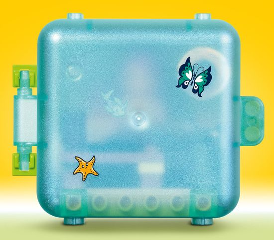 LEGO Friends 41413 Igralna škatla: Mia in njeno poletje