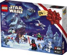 LEGO Star Wars™ 75279 Adventný kalendár