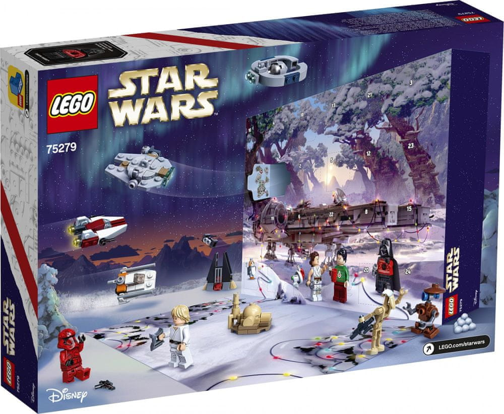 LEGO Star Wars™ 75279 Adventní kalendář