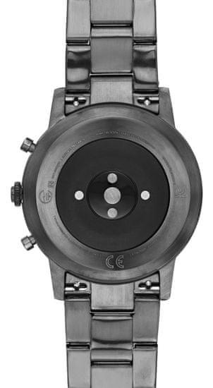 Fossil FTW7009 Hybrid Watch M Smoke Steel - zánovní