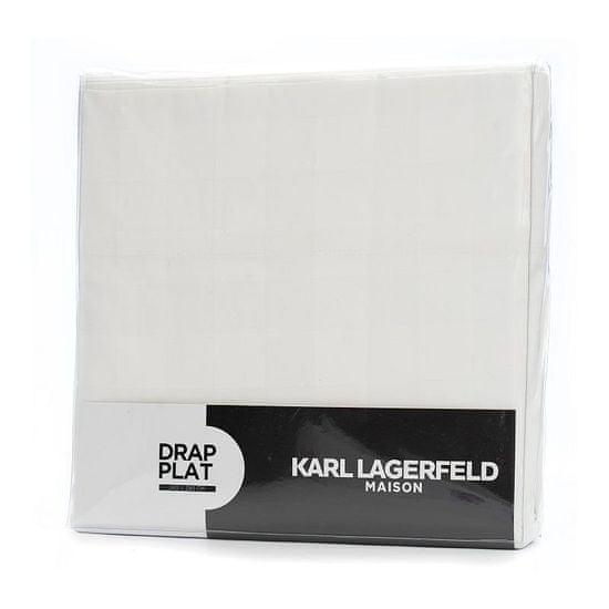 Karl Lagerfeld Lagerfeld prostěradlo bez gumy 240x290 cm Frame
